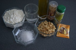 ingredientes rosquilletas