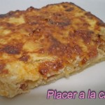 quiche de jamon york